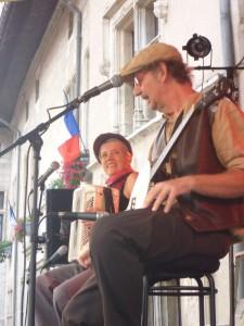 fête de la musique à Marnay