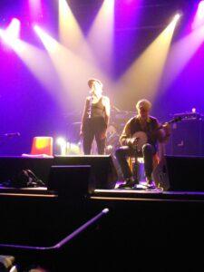 Rodia Susan chante